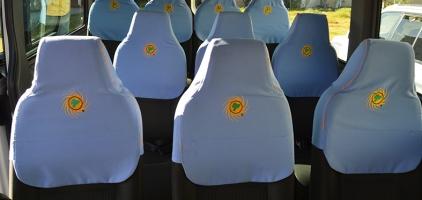 Vans GirasolTour 11 pasajeros